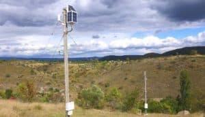 relais gsm avec vsat